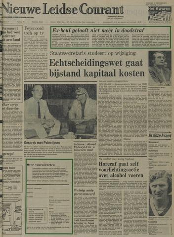 Nieuwe Leidsche Courant 1974-10-22
