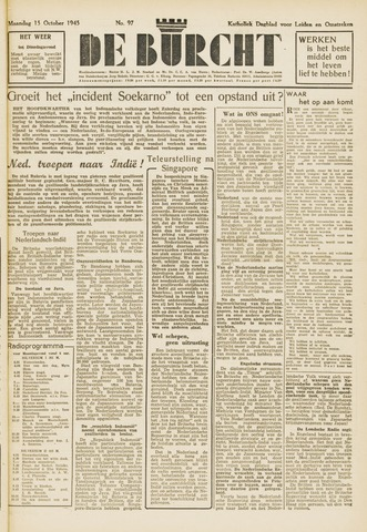 De Burcht 1945-10-15
