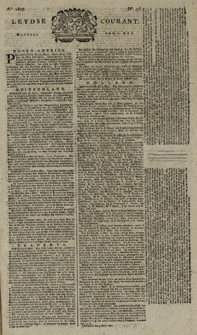 Leydse Courant 1807-05-11