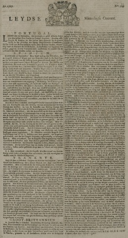Leydse Courant 1727-10-27
