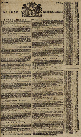 Leydse Courant 1779-08-25