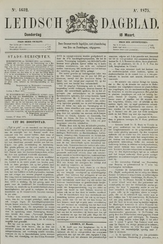 Leidsch Dagblad 1875-03-18