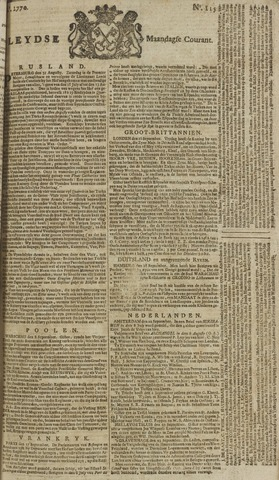Leydse Courant 1770-09-24
