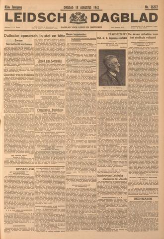 Leidsch Dagblad 1942-08-18