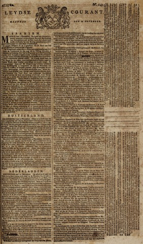 Leydse Courant 1780-11-27