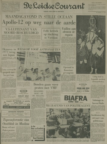 Leidse Courant 1969-11-22