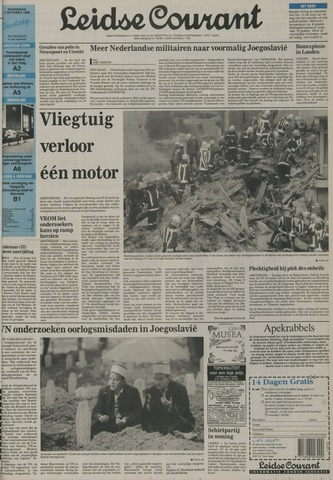 Leidse Courant 1992-10-07