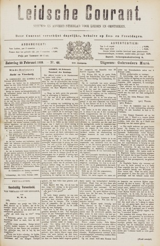 Leydse Courant 1889-02-23