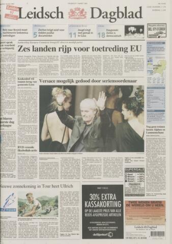 Leidsch Dagblad 1997-07-16