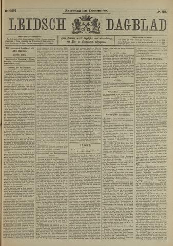Leidsch Dagblad 1911-12-30