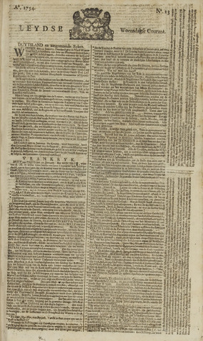 Leydse Courant 1754-01-30