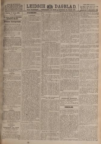 Leidsch Dagblad 1920-10-16