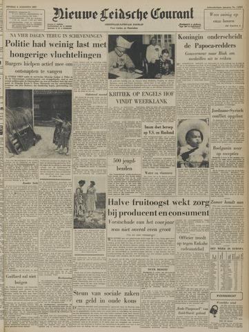 Nieuwe Leidsche Courant 1957-08-06