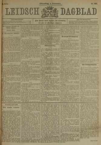 Leidsch Dagblad 1907
