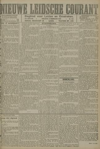 Nieuwe Leidsche Courant 1921-02-04