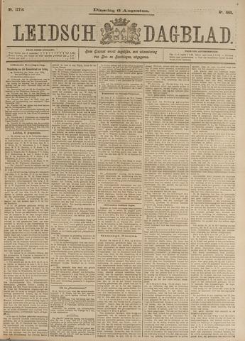 Leidsch Dagblad 1901-08-06