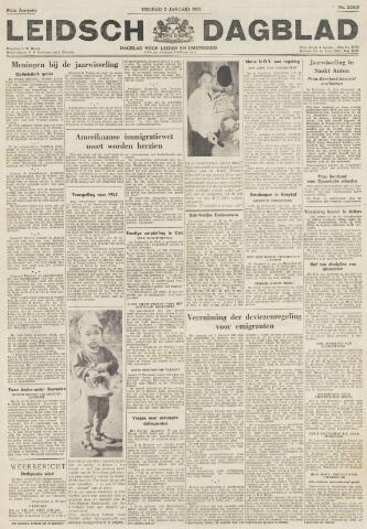 Leidsch Dagblad 1953
