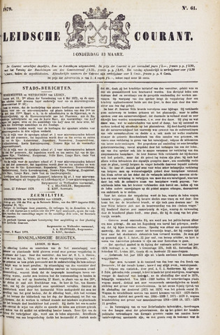 Leydse Courant 1879-03-13