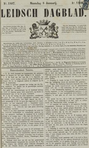 Leidsch Dagblad 1866-01-08