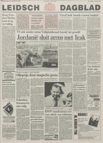 Leidsch Dagblad 1990-08-23