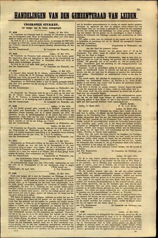 Handelingen van de Raad 1875-05-21
