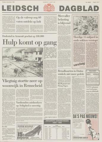 Leidsch Dagblad 1988-12-09