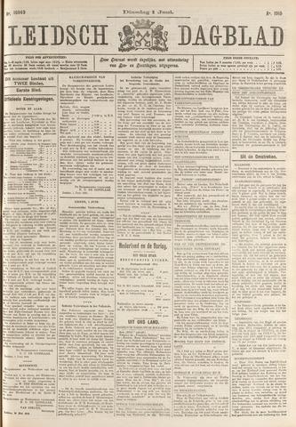 Leidsch Dagblad 1915-06-01