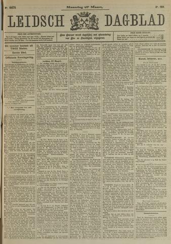Leidsch Dagblad 1911-03-27