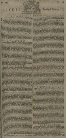 Leydse Courant 1744-11-06