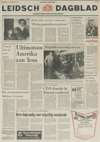 Leidsch Dagblad 1979-12-11