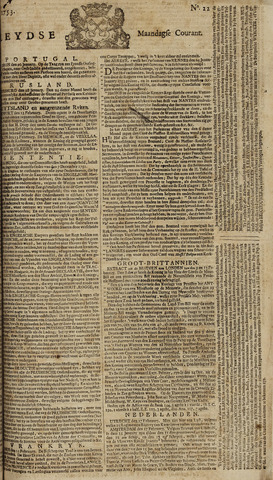 Leydse Courant 1753-02-19