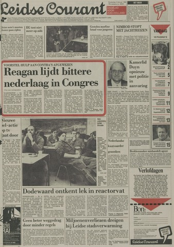 Leidse Courant 1988-02-04