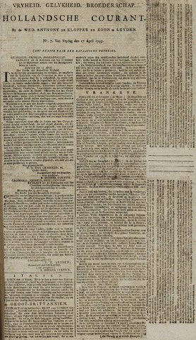 Leydse Courant 1795-04-17