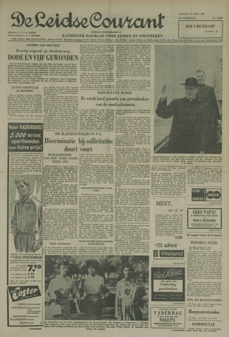 Leidse Courant 1963-06-14