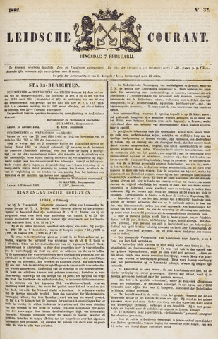 Leydse Courant 1882-02-07