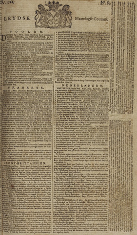 Leydse Courant 1766-05-19
