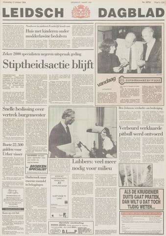 Leidsch Dagblad 1988-10-12