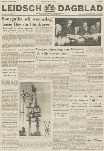 Leidsch Dagblad 1961-07-18