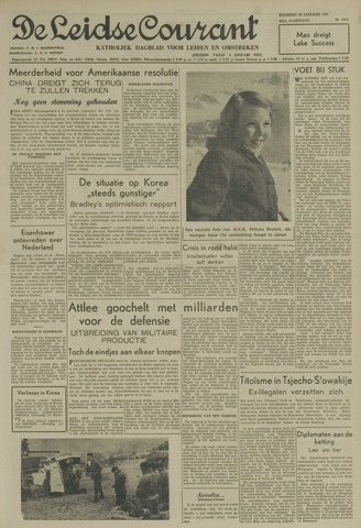 Leidse Courant 1951-01-30