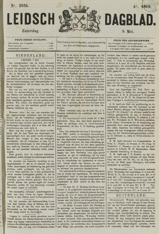 Leidsch Dagblad 1869-05-08
