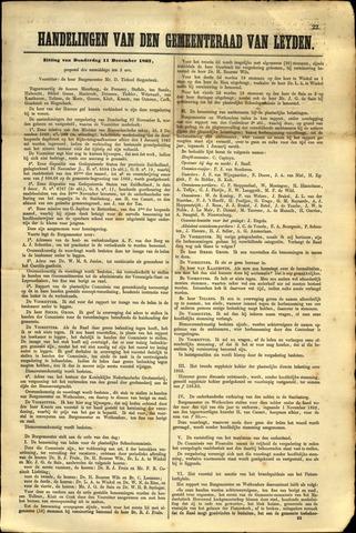 Handelingen van de Raad 1862-12-11