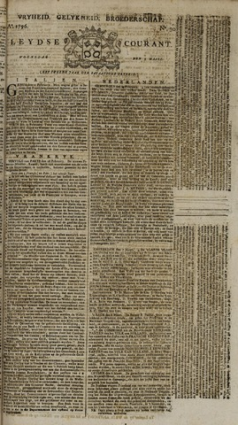 Leydse Courant 1796-03-09