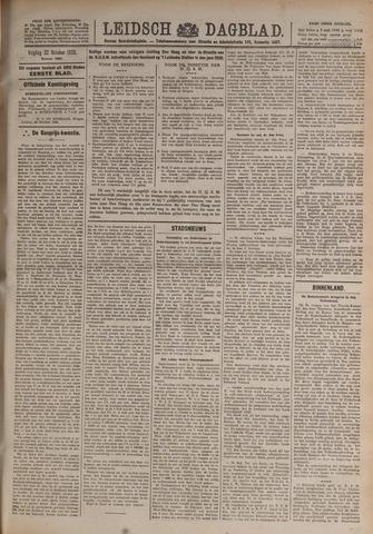 Leidsch Dagblad 1920-10-22