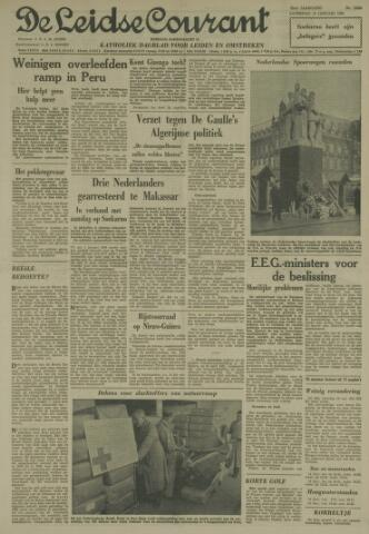 Leidse Courant 1962-01-13