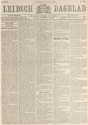 Leidsch Dagblad 1915-08-27