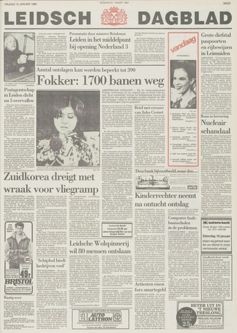 Leidsch Dagblad 1988-01-15