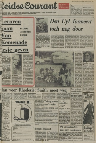 Leidse Courant 1977-08-25