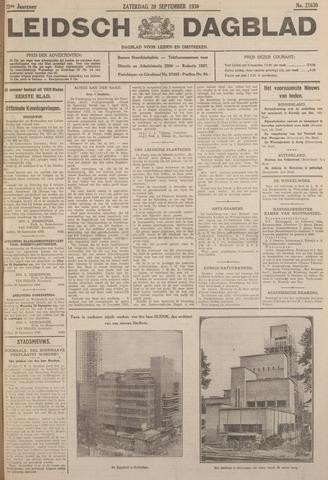 Leidsch Dagblad 1930-09-20
