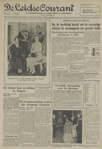 Leidse Courant 1955-04-27