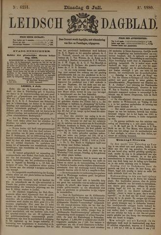 Leidsch Dagblad 1880-07-06
